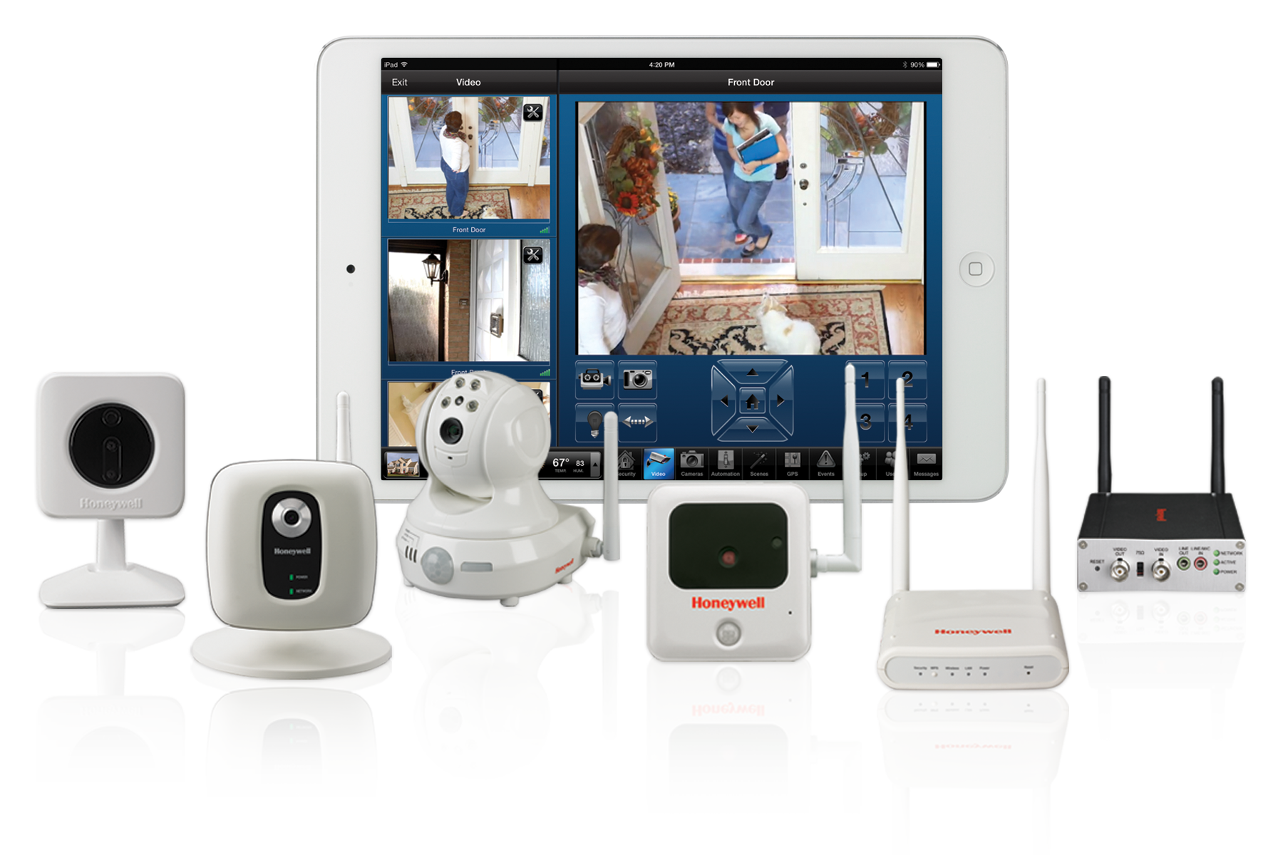 home security system Home security store - for all your home security system needs.