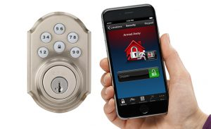 Lock Control Security System FL
