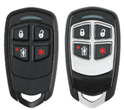 Wireless keychain Remote (keyfob)